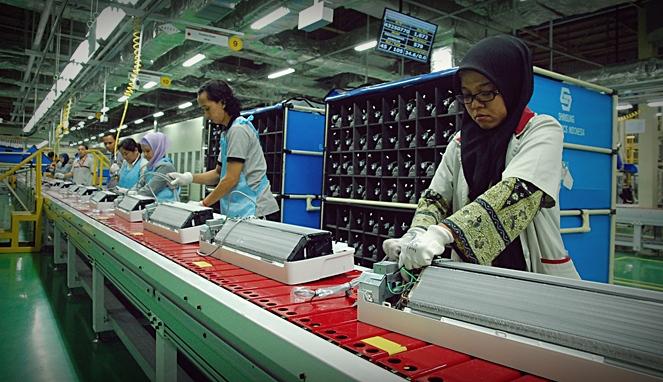 2020, Konstruksi Kawasan Industri Melonjak 54,88%